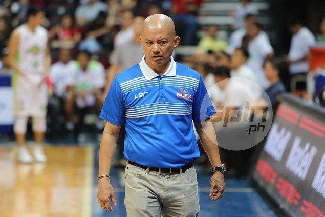 Guiao admits he could be putting too much pressure on NLEX players, but adds, 'I won't babysit anybody'