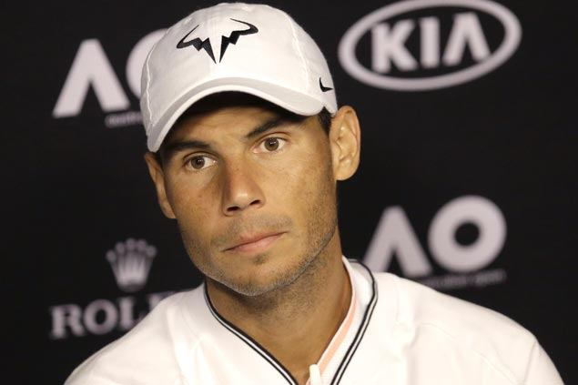 Rafa Nadal says he has no plans to retire anytime soon after being limited last season by injuries