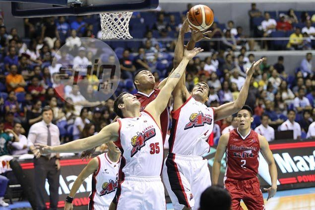 Blackwater flashes newfound depth as Buenafe, Aguilar join Sumang in scoring parade
