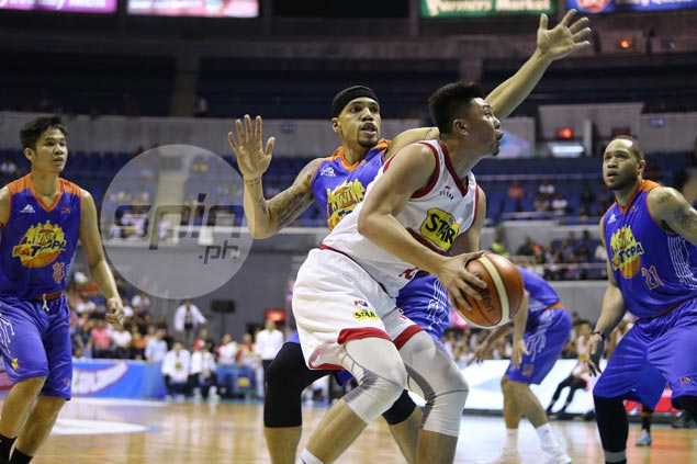 Ian Sangalang finally starting to regain footing after PBA career derailed by injury