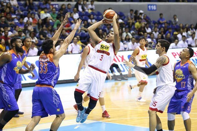 Delight for Paul Lee as Star Hotshots spread the wealth, show they're not a one-man team