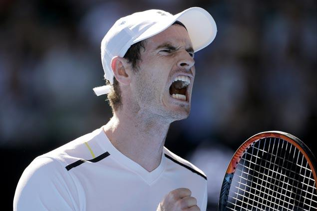 Andy Murray downs Illya Marchenko in straight sets in first grand slam match as world No. 1