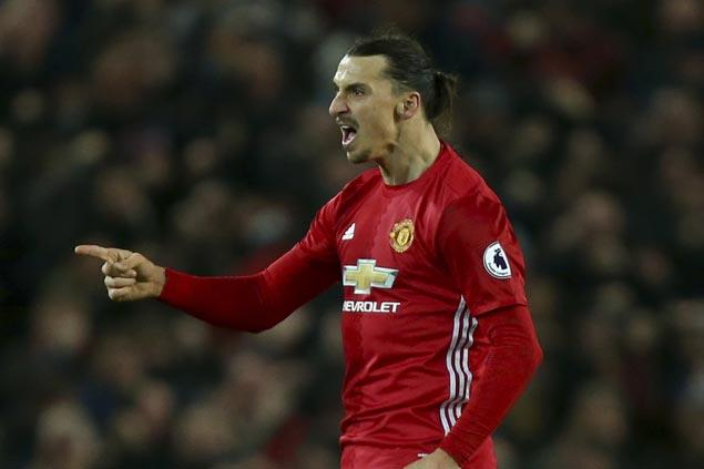 Zlatan Ibrahimovic scores late as United salvages draw with Liverpool