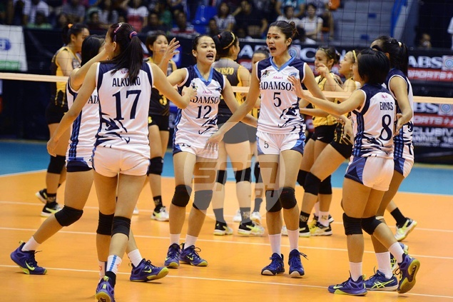 UAAP Preview: Changes begin from within as Adamson Lady Falcons reboot volleyball program