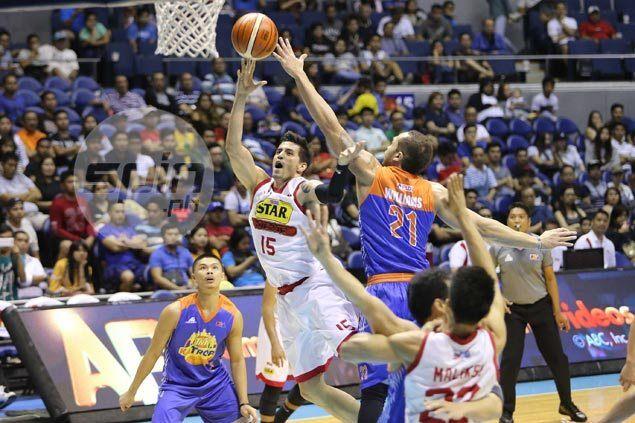 Marc Pingris, fellow Star veterans willing to listen to rookies: 'Pantay-pantay tinginan dito'