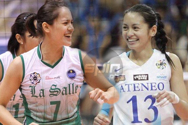 College rivals Michele Gumabao, Denden Lazaro team up for new PSL club United VC