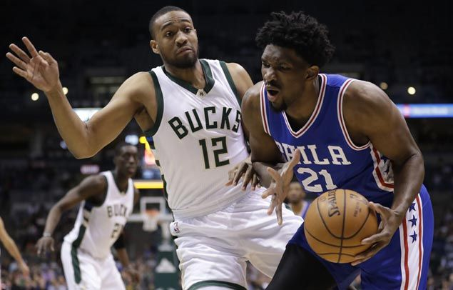 Joel Embiid returns and Sixers get back on track with victory over Bucks