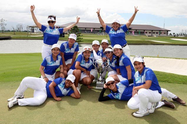Team SEA completes wire-to-wire win over Filipinas in Pradera Challenge