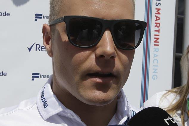 Valtteri Bottas fills Mercedes seat vacated by Nico Rosberg as Felipe Massa rejoins Williams
