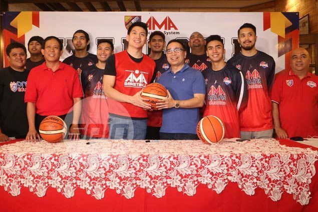 AMA Online Education confirms formally filing letter of intent to join PBA as new team