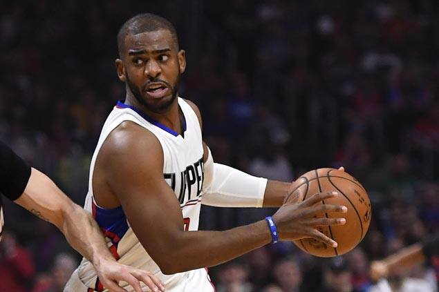 Big blow for Clippers as Chris Paul set for thumb surgery, out up to eight weeks