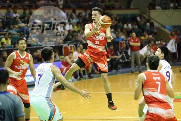 Matthew Wright an assist, turnover short of PBA's first-ever quadruple-double as Phoenix adds to NLEX misery