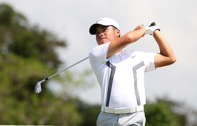 Miguel Tabuena has loaded schedule abroad but confirms return for Philippine Open title defense at TCC