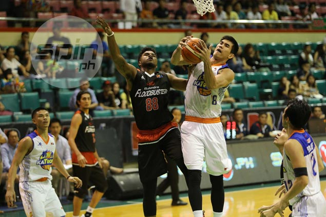 TNT Katropa gets back on track and stops Mahindra's win streak at two