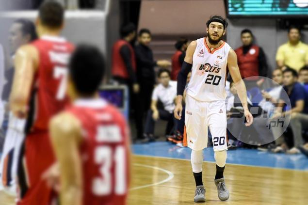 Jared Dillinger set for return as Meralco seeks to salvage what's left of PH Cup campaign