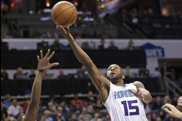 Kemba Walker, Hornets halt five-game slide with rout of Trail Blazers