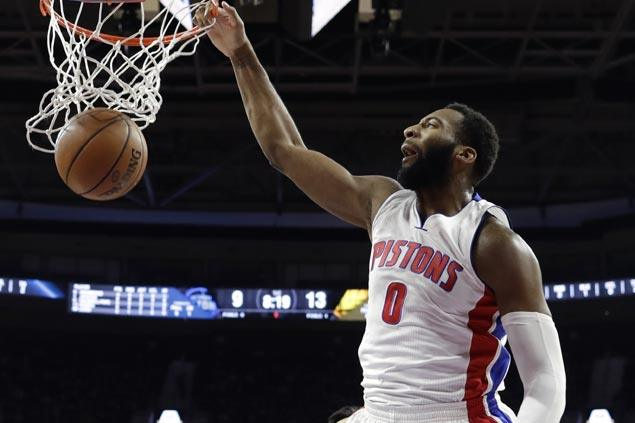 Pistons ride scorching start to score easy victory over Hawks for second win in a row