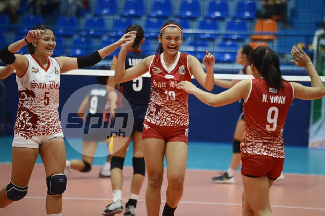 Chance for San Beda, Perpetual to boost Final Four hopes in NCAA women's volleyball