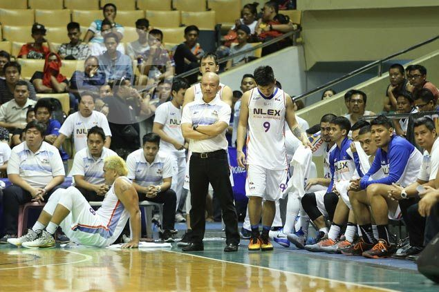 Guiao admits aggressively pursuing trades, bares only NLEX first-round pick is 'sacred'