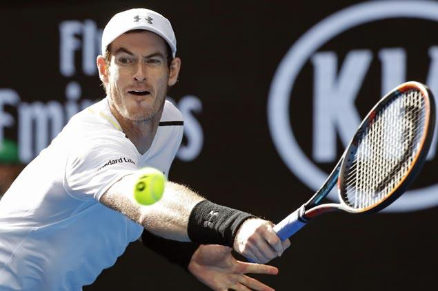 Andy Murray rolls on despite sore ankle with easy third round win over Sam Querrey in Aussie Open