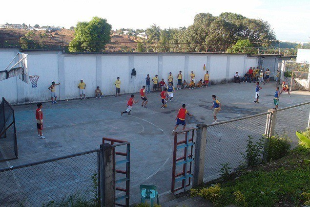 LIGANG LOOB: Sports a powerful tool as Jolly Gomez brings renewed hope to Muntinlupa inmates