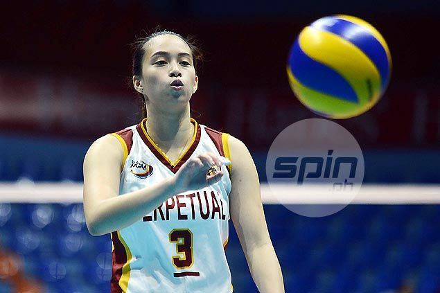 Coleen Bravo fires career-high 21 as Perpetual turns back JRU to stay in Final Four race