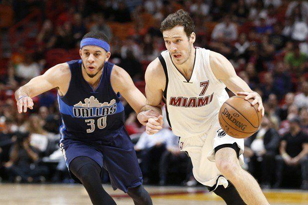As trade rumors swirl, Goran Dragic continues to evolve as player and leader for Heat