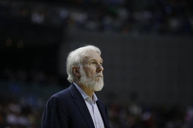 LeBron James heaps high praise on Gregg Popovich: 'He's the greatest coach of all time'