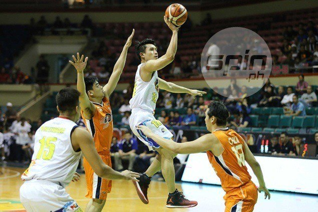 James Yap's best offensive game yet for RoS goes for naught as teammates fire blanks
