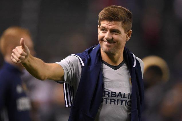Steven Gerrard returns to Liverpool as youth academy coach after 18-month MLS stint