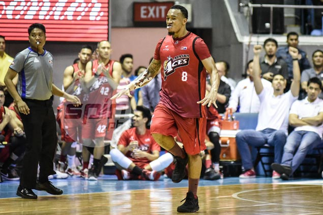 Calvin Abueva's impending return to Gilas Pilipinas pool met with eager anticipation