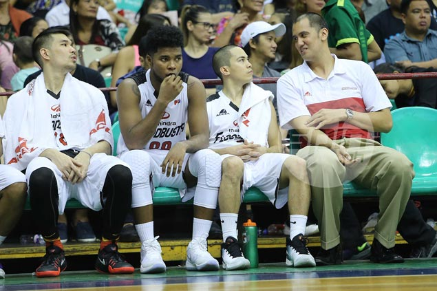 LA Revilla surprised by Gilas call-up, but his coach certainly wasn't. He explains why