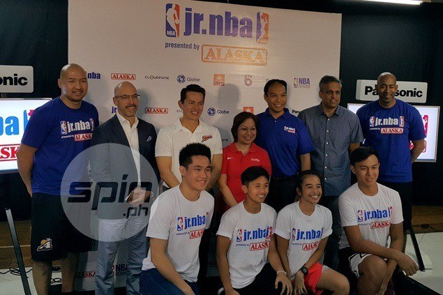 Jr. NBA Philippines to visit 40 locations to reach more aspiring basketball players