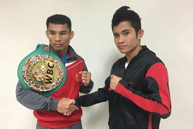 Melvin Jerusalem hitting peak form in time for WBC title fight against Thai champ
