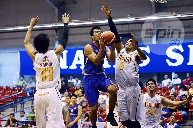 Cafe France averts collapse, holds off Tanduay to open Aspirants Cup campaign on winning note