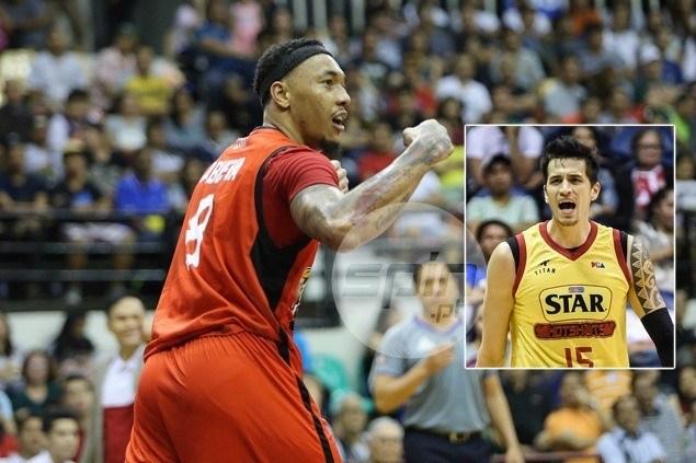 Marc Pingris says Gilas in good hands with Calvin Abueva: 'Siya na parang pumalit sa akin'