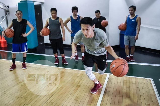 'Light' practices for varsity players really no cakewalk, as sports scribes realize