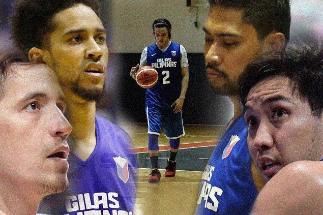 Terrence Romeo reminds new pool members to follow examples set by his Gilas 'kuyas'