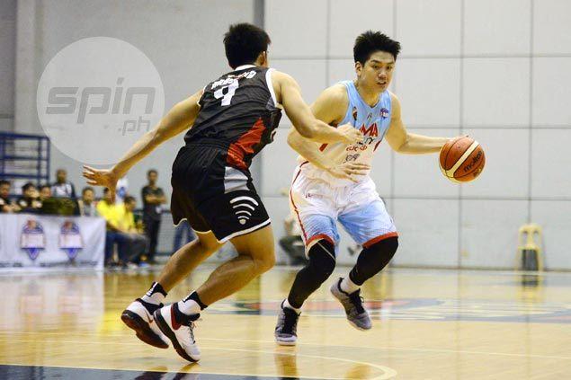 Lawrence Chongson wary of 'best D-League player' Jeron Teng as Tanduay battles AMA