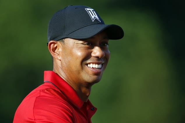 Tiger Woods returns to Riviera where PGA Tour career began, sets sights on Masters return