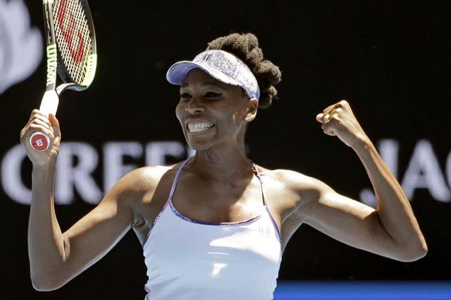 Venus Williams makes first Aussie Open semis in 14 years, to face giant-slayer CoCo Vandeweghe