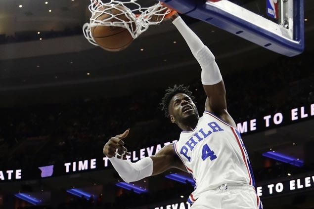 Nerlens Noel shines for Joel Embiid-less Sixers in upset of Clippers