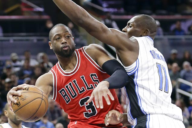 Bulls down Magic to make it back-to-back wins after two straight losses