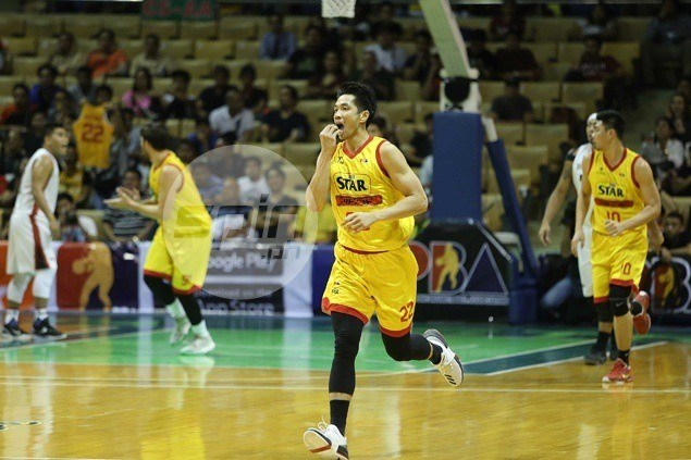 Quick-fire Allein Maliksi just the spark for Star in convincing win over Blackwater