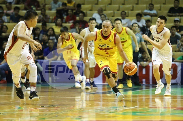 Paul Lee wants to take care of business at Star before turning focus to Gilas mission