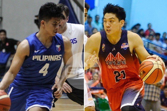 College rivals Ravena, Teng thrilled to reunite at Mighty Sports for Dubai tournament