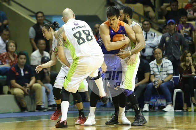 Troy Rosario's late heroics rescue TNT in face of thrilling GlobalPort comeback