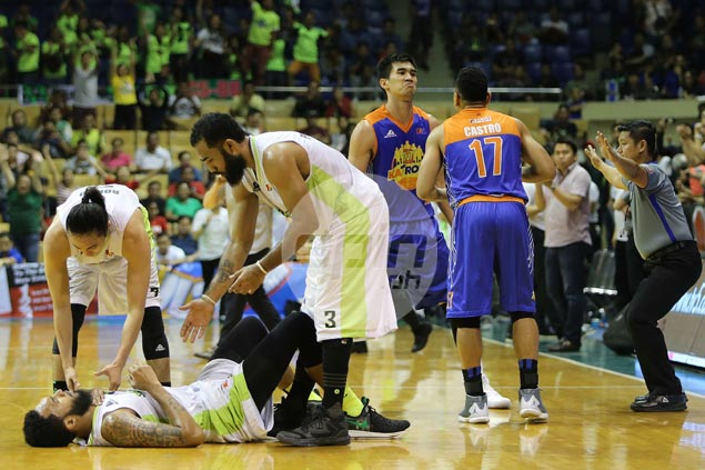 Troy Rosario relieved to atone for late lapse with two game-saving plays for TNT