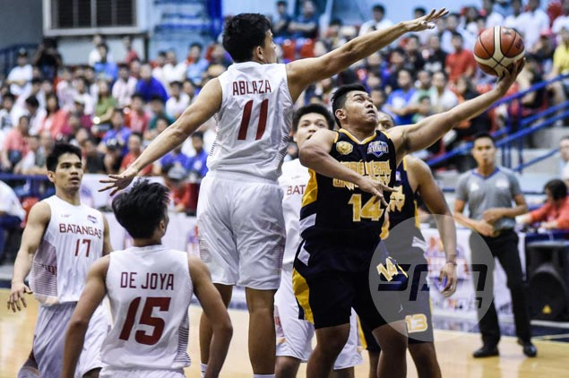 JRU Bombers down Batangas to gain share of D-League lead with AMA Online