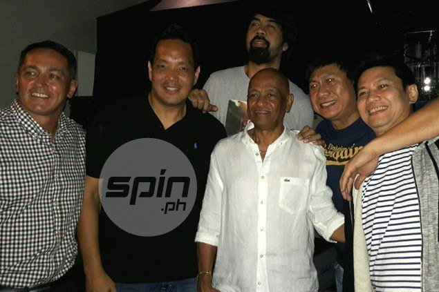 Bal David pays tribute to Ginebra coach who designed play that left Taulava in tears. Remember this?